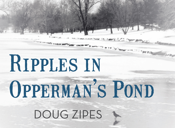 Ripples in Opperman's Pond – ON SALE NOW