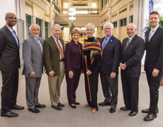 Dr Doug Zipes Honoured by Dartmouth (Geisel) School of Medicine