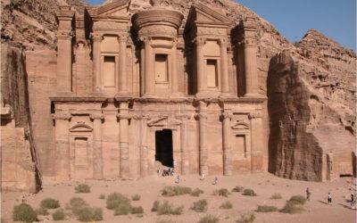 Queen Nefertiti, Petra, Indiana Jones and The Black Widows